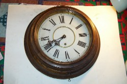 Waterbury 12 inch gallery clock