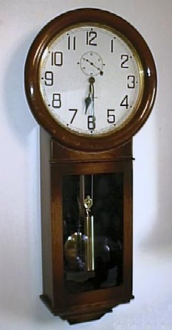 Ansonia Clock Co., Standard Regulator