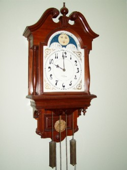 Cuckoo Clock, Movement.