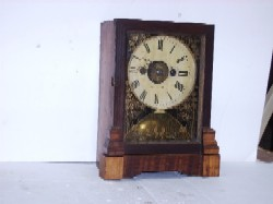 HAC Mini Cottage Clock.