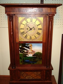 Spencer & Wooster Salem Bridge clock.