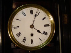Subminiature Vienna reproduction, Dial.